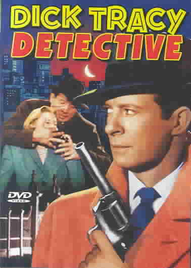 DICK TRACY DETECTIVE BY CONWAY,MORGAN (DVD)